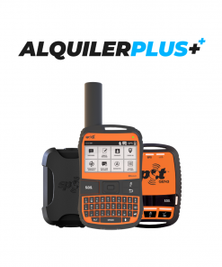 Alquiler GPS Satelite