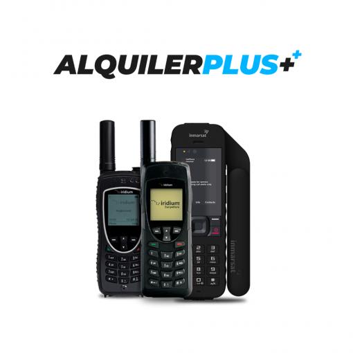Alquiler Telefonos Satelite