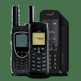 Telefonos Satelitales en Alquiler