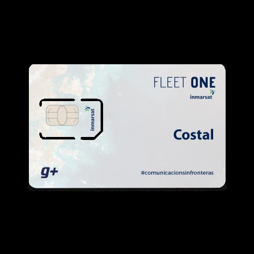 Recarga Fleet one costal
